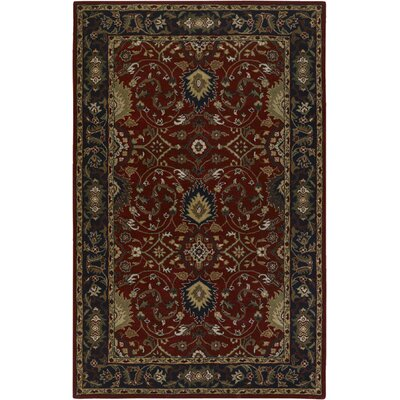 Topaz Area Rug Rug Size: Rectangle 4 x 6