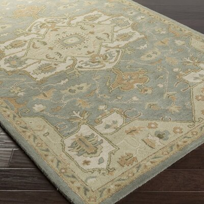 Topaz Area Rug Rug Size: Rectangle 6 x 9
