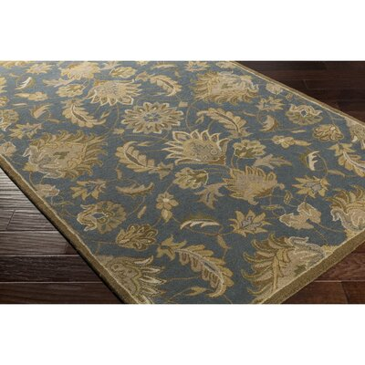 Topaz Hand-Tufted Area Rug Rug Size: Rectangle 5 x 8