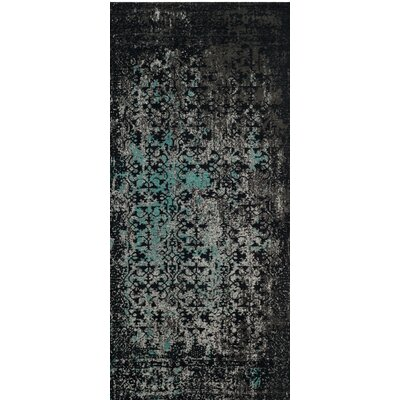 Kheir Multi-Colored Area Rug Rug Size: Rectangle 4 x 6
