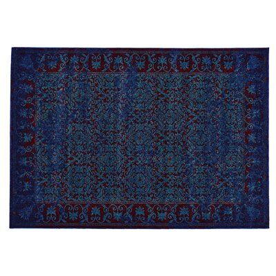 Yesica Traditional Area Rug Rug Size: 5 x 8