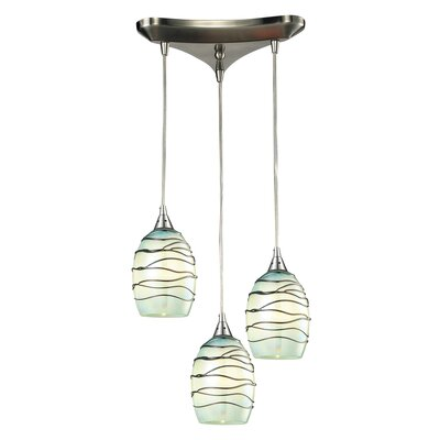 Angelika 3-Light Pendant