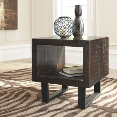 Tripoli End Table