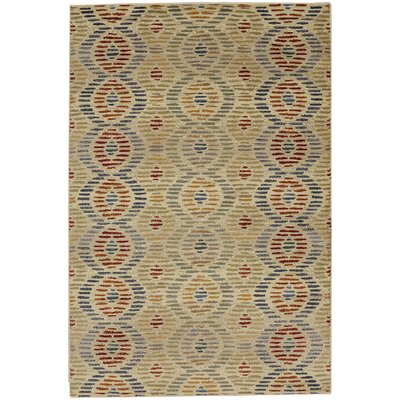 Kopstal Brown Area Rug Rug Size: Rectangle 53 x 710