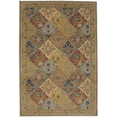 Mellal Pumpkin Area Rug Rug Size: Rectangle 53 x 710