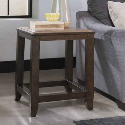 La Coulee End Table