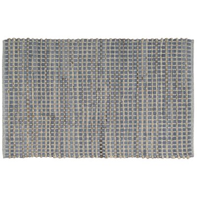 Accomac Gray/Blue Area Rug