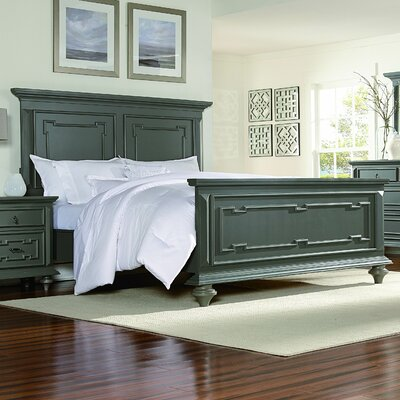 Alstrom Panel Bed Size: Queen
