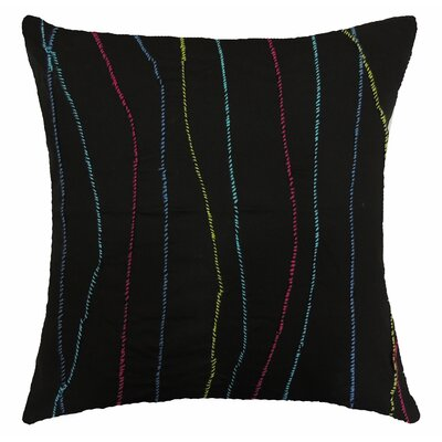 Sahab Riot Handcrafted Throw Pillow