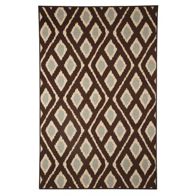 Barathon Ivory/Dark Rust Area Rug