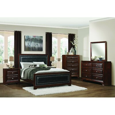 Beausejour Panel Customizable Bedroom Set