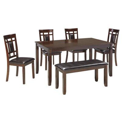 Kouaoua 6 Piece Dining Set