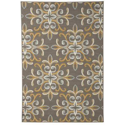 Theo Brown Indoor/Outdoor Area Rug