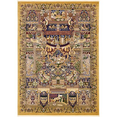Altadena Area Rug Rug Size: Rectangle 5 x 77