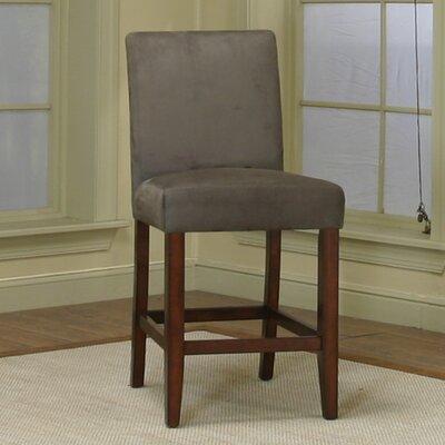 Homole 24 Bar Stool Upholstery: Sage