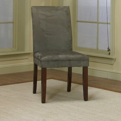 Homole Parsons Chair Upholstery: Sage