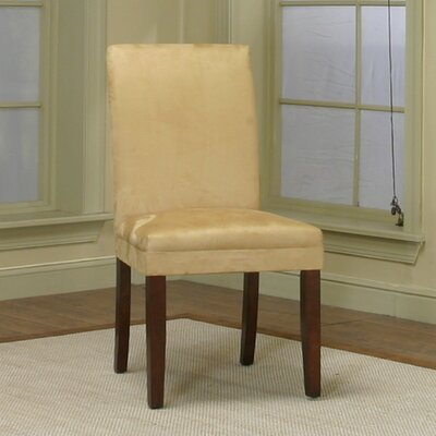 Homole Parsons Chair Upholstery: Wheat