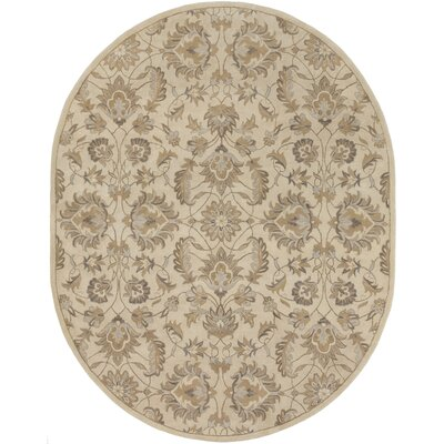 Topaz Hand-Tufted Area Rug Rug Size: Rectangle 76 x 96