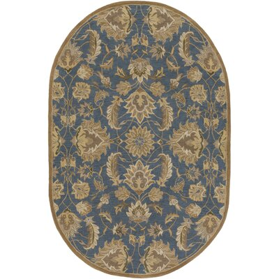 Topaz Hand-Tufted Area Rug Rug Size: Rectangle 8 x 11