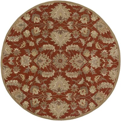Topaz Hand-Tufted Area Rug Rug Size: Rectangle 6 x 9