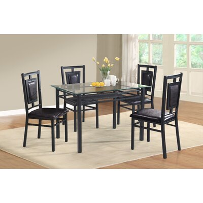 Jerada 5 Piece Dining Set