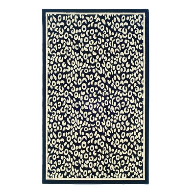 Norton Black/Ivory Area Rug