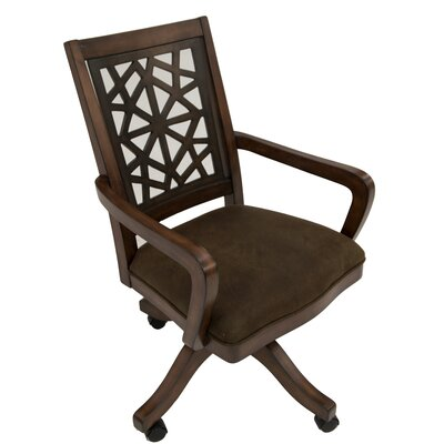 Ayer Caster Arm Chair