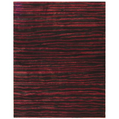 Dorthy Plum Area Rug Rug Size: Rectangle 5 x 8