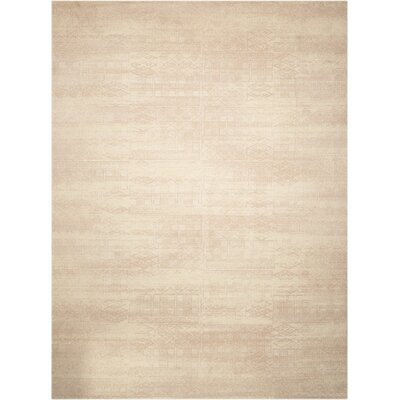 Soualem Gray/Ivory Area Rug Rug Size: Rectangle 56 x 8