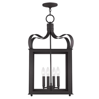 Conleth 4-Light Foyer Pendant