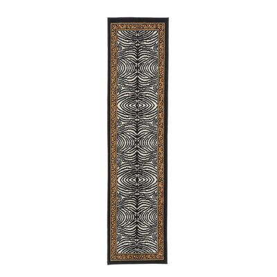 Kaly Animal Area Rug Rug Size: Runner 110 x 73