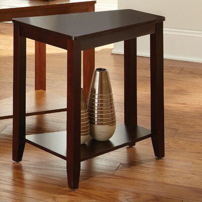 Kanoe-Chaoue End Table Finish: Cherry
