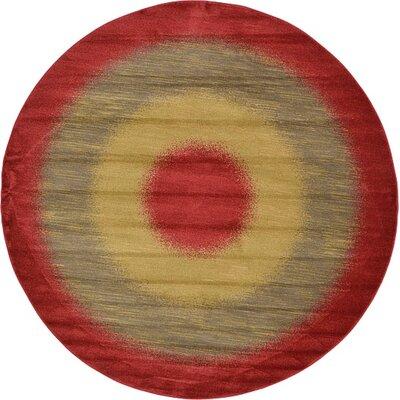 Virginia Red Area Rug