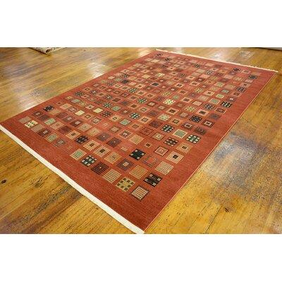 Bhakta Brown Area Rug Rug Size: 7 x 10