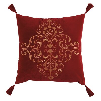 Khadir Throw Pillow