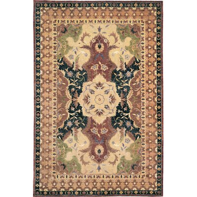 Holstebro Himalayan Sheep Indoor/Outdoor Rug Rug Size: 6 x 9
