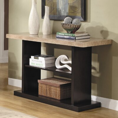 India Console Table