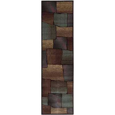 Meher Multicolor Area Rug Rug Size: Runner 2 x 59
