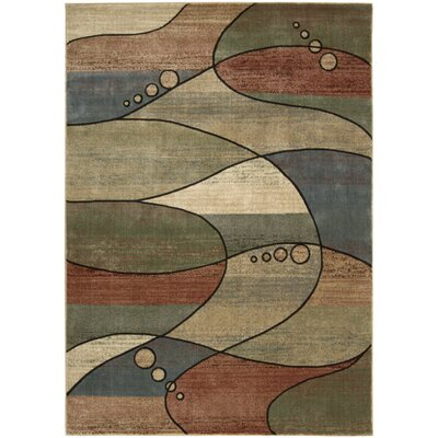 Pyrex Traditional Area Rug Rug Size: 79 x 1010