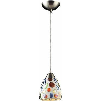 Adalheida 1-Light Mini Pendant