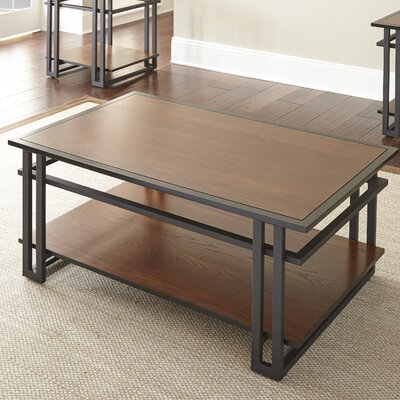 Amskroud 3 Piece Coffee Table Set