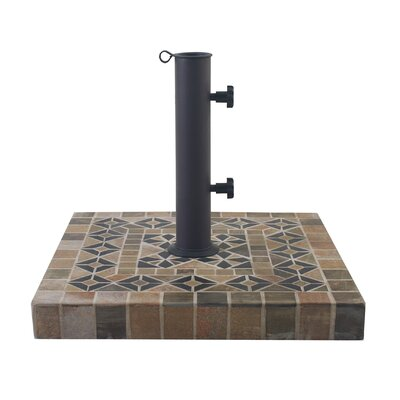 Aronwold Concrete Free Standing Umbrella Base