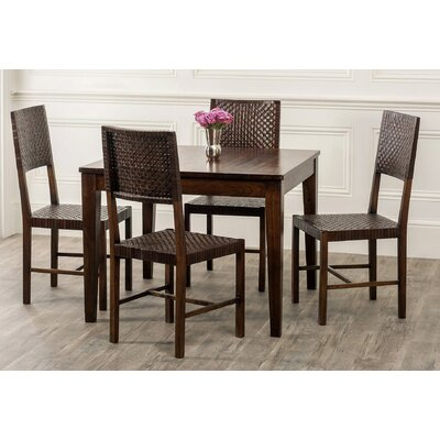 Panasonic 5 Piece Wood Dining Set