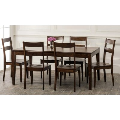 Panasonic Rustic 7 Piece Dining Set