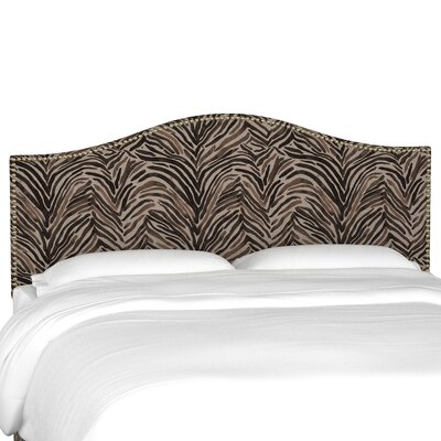 Kerela Upholstered Panel Headboard Size: Queen