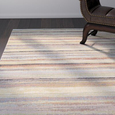 Gene Dusk Area Rug Rug Size: Rectangle 53 x 76