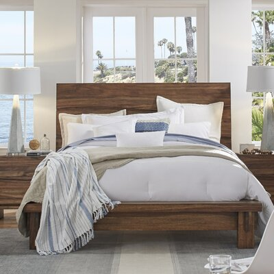 Austin Platform Bed Size: California King