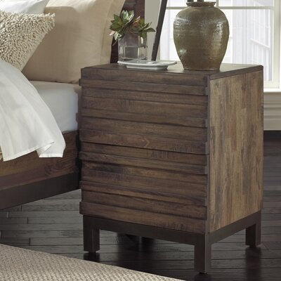 Ashland 2 Drawer Nightstand