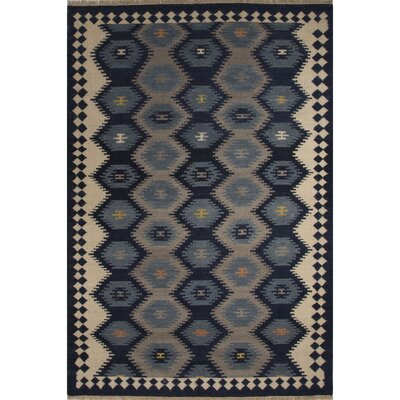 Abelia Blue/Gray Area Rug