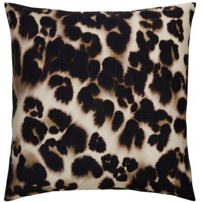 Florentina Cheetah Watercolor Throw Pillow